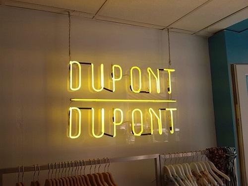 enseigne lumineuse néon