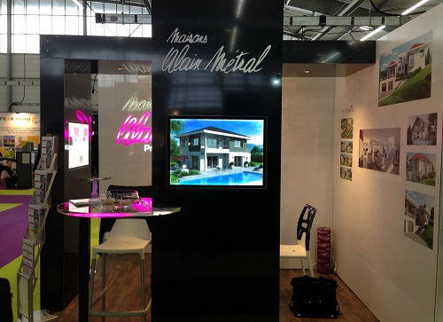 mobilier stand fournisseur