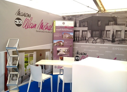 stand, mobilier publicitaire fabricant